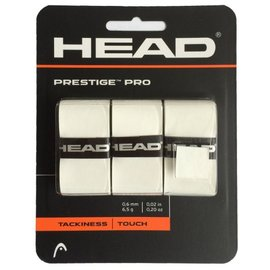 Head Head Prestige Pro Overgrips - Pack of 3 (2018)