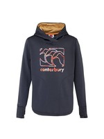 Canterbury Canterbury Junior Vaposhield Fleece OH Hoody, Grisaille (2018)