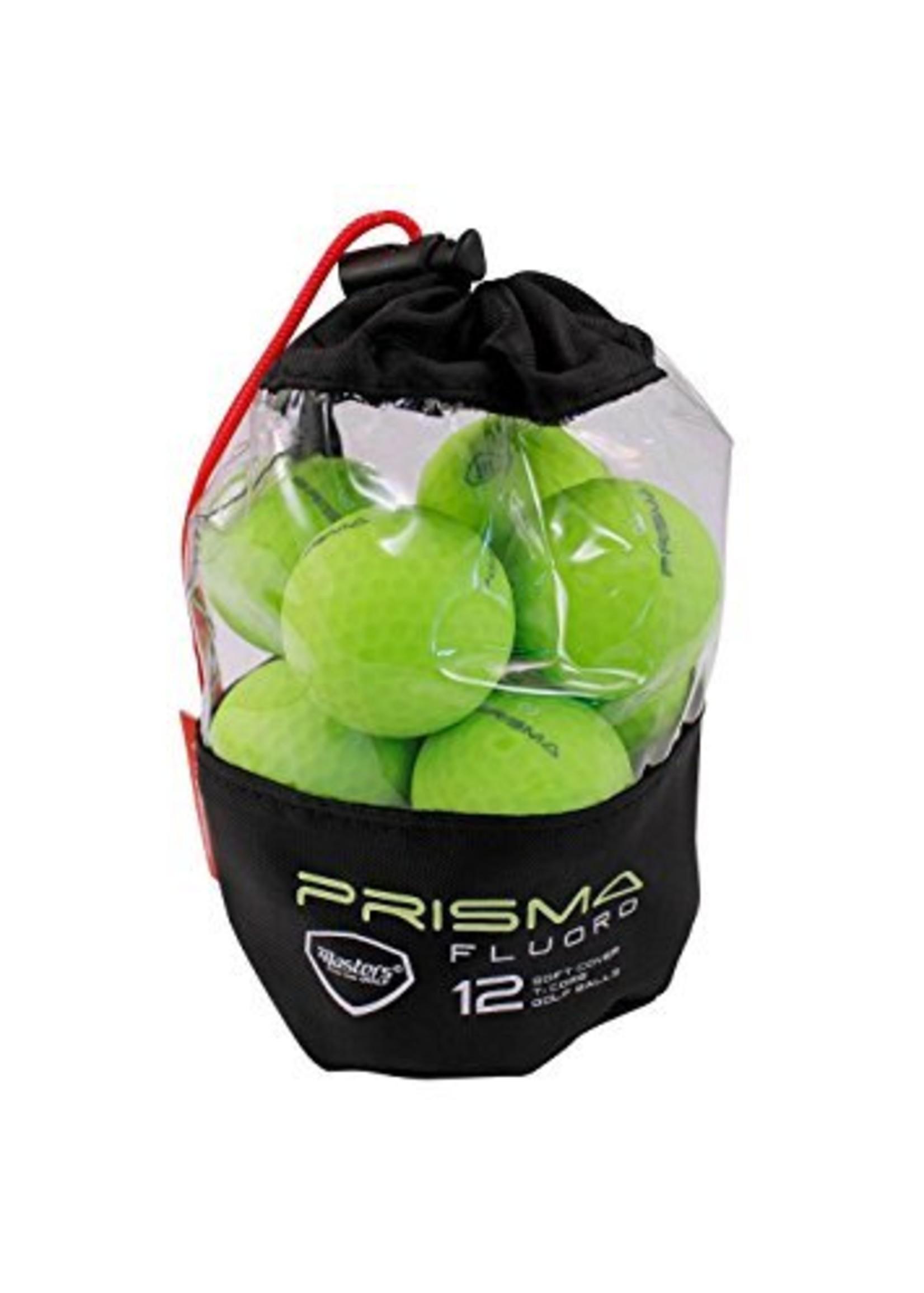 Masters Prisma Fluoro Matte TI Golf Balls