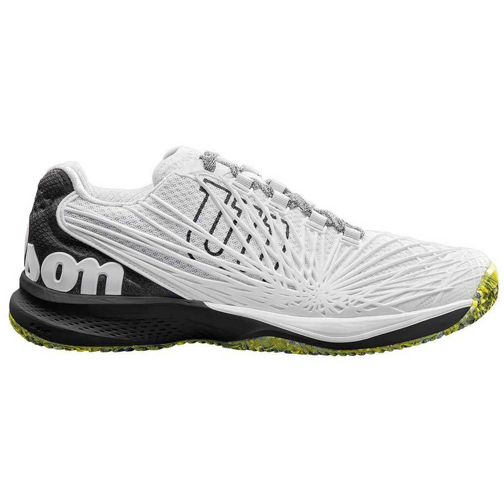 6aa3c64fe6d9 Wilson Mens Kaos 2.0 Tennis Shoes (2018) - Gannon Sports