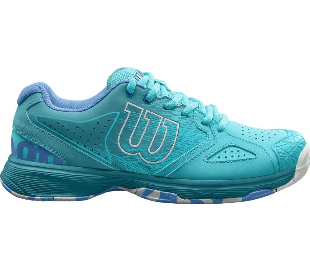 97261e82bf66 Wilson Ladies Kaos Devo Tennis Shoe (2018) - Gannon Sports