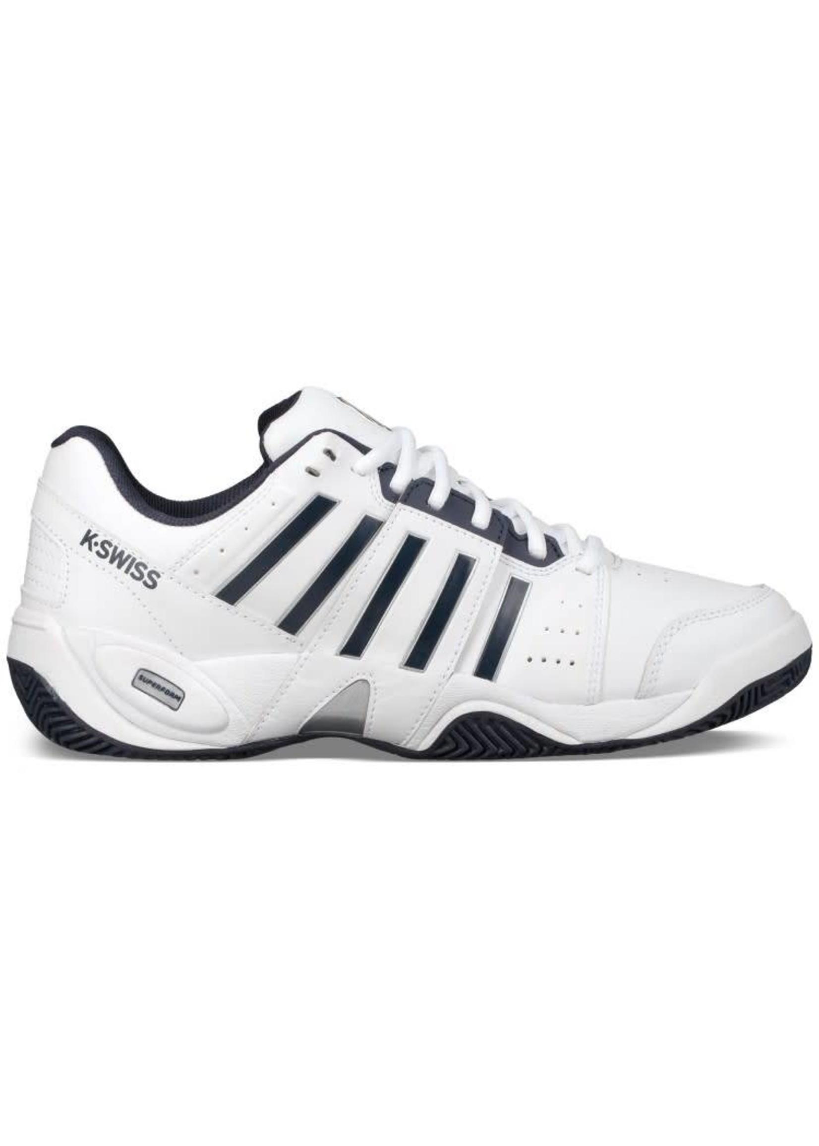 K Swiss K Swiss Accomplish 3 Omni Mens Tennis Shoe - White (2018)