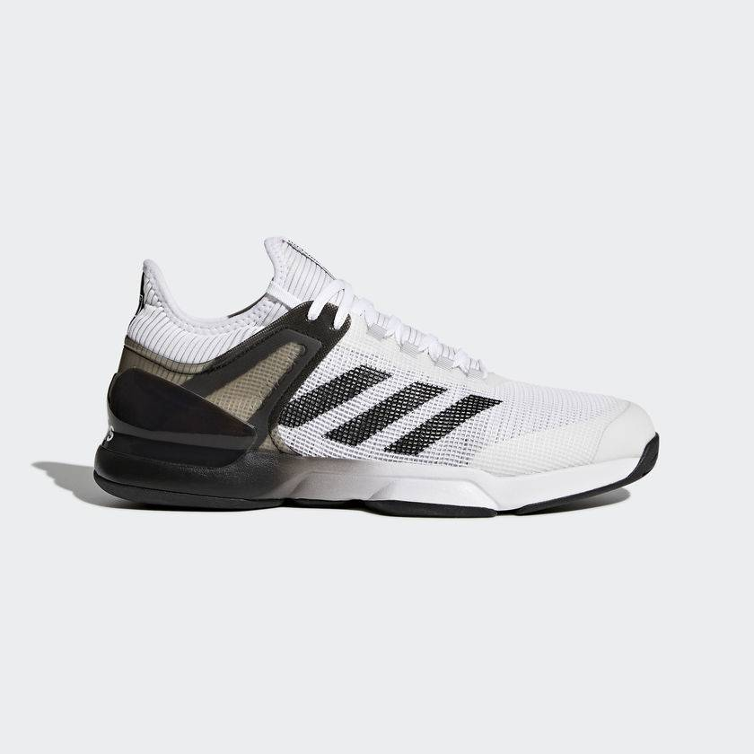 Adidas Mens Adizero Ubersonic 2 Tennis Shoe (2018) - Gannon Sports 6fe1884b6d60