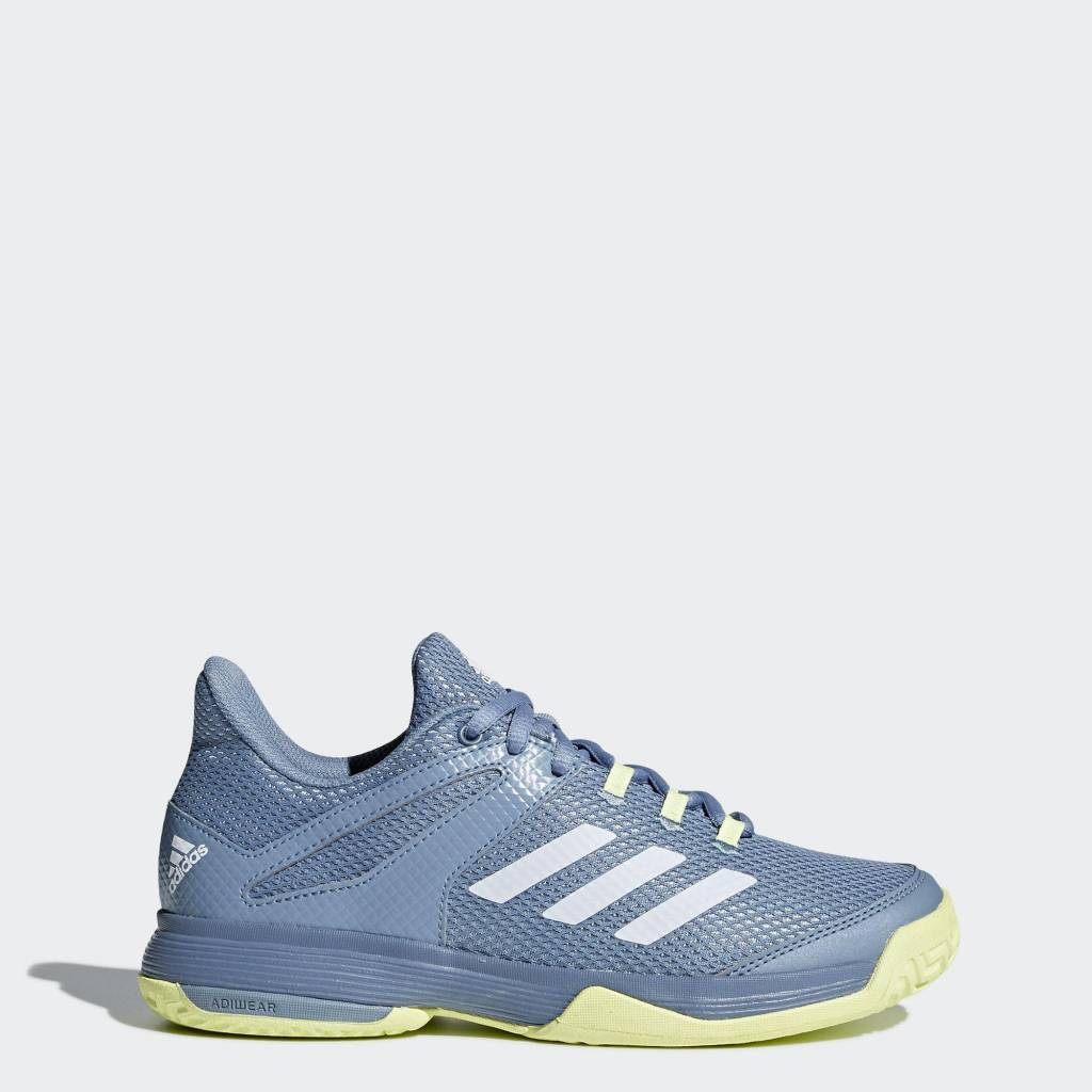 Adidas Junior Adizero Club Tennis Shoes (2018) - Gannon Sports 56ef11013c