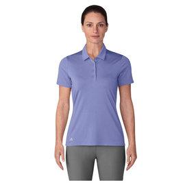 Adidas Adidas Ladies Ultimate SS  Polo Shirt (2018) Chalk Purple
