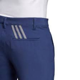Adidas Adidas Mens 3 Stripe Tapered Pant (2018) Navy