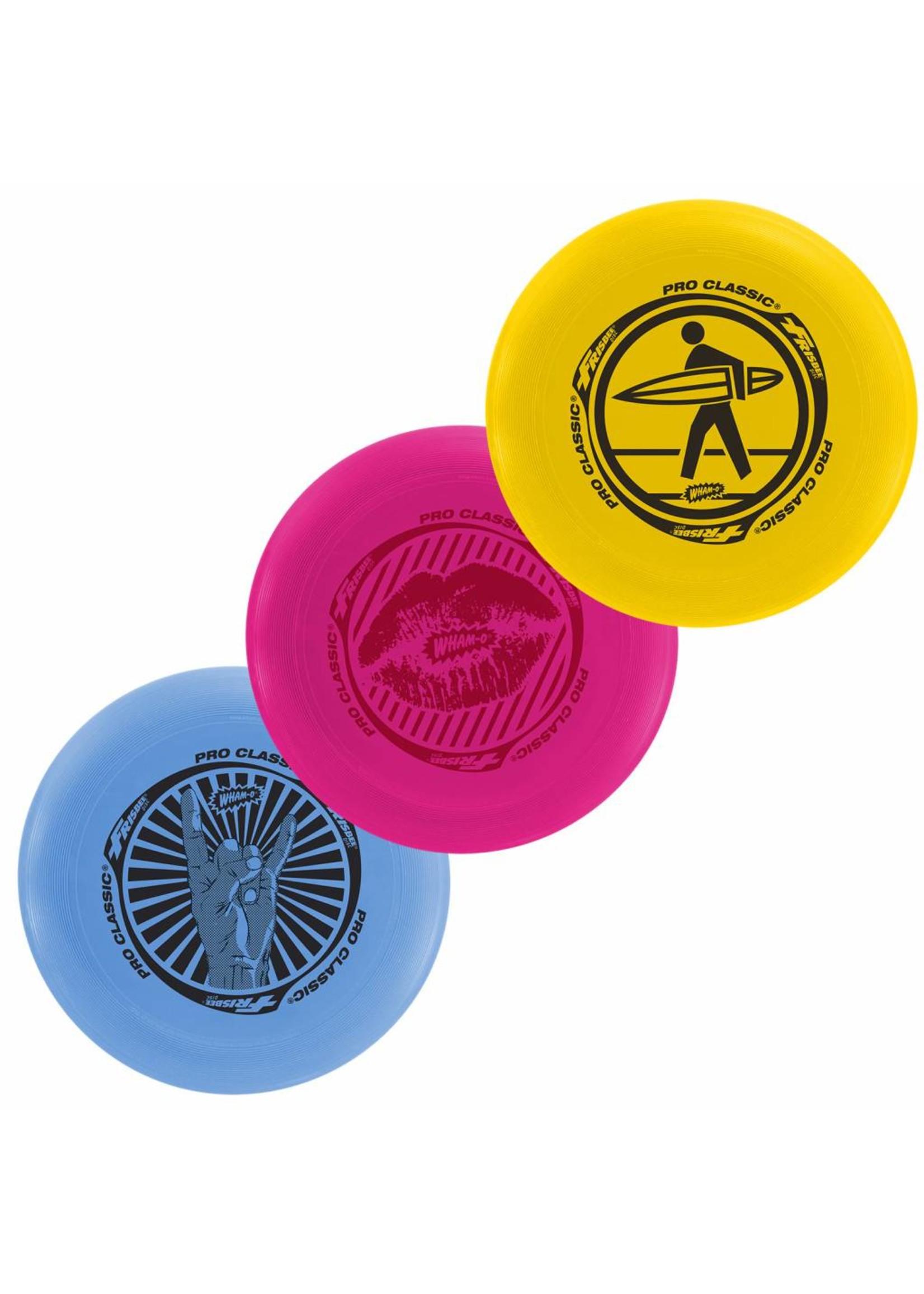 Pro Classic Frisbee - Various Colours