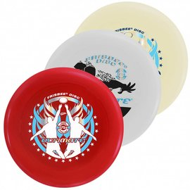 Ultimate Frisbie - Various Colours