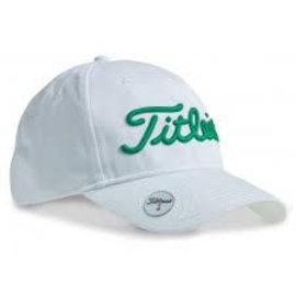 Titleist Titleist Ball Marker Cap White/Green