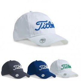 Titleist Titleist Ball Marker Cap White/Royal