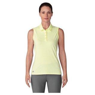 Adidas Adidas Ladies Ultimate365 Sleeveless Polo Shirt