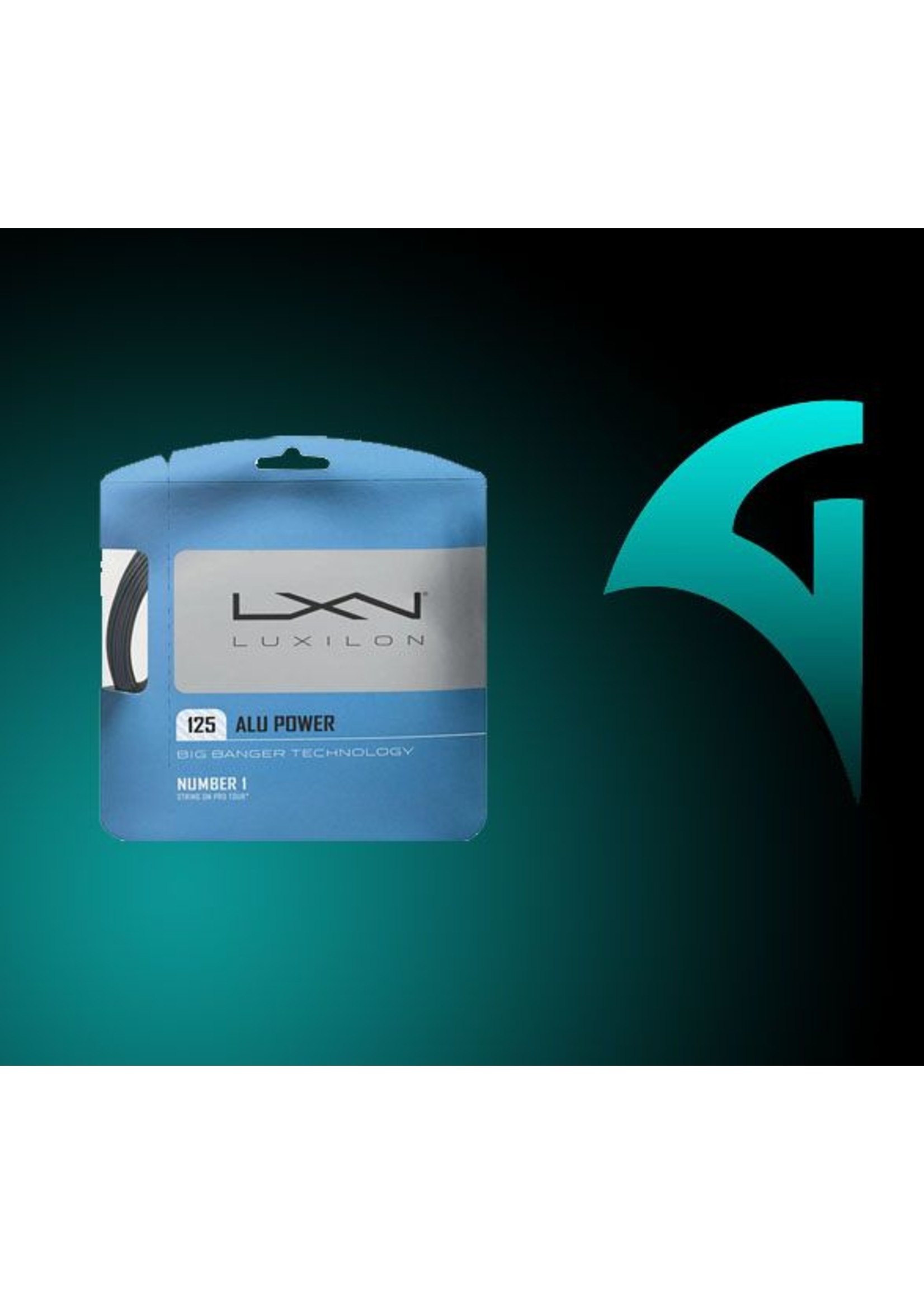 Luxilon Luxilon Alu Power Restring