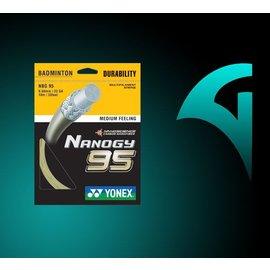 Yonex Nanogy 95 Badminton Restring