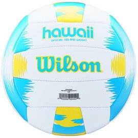 Wilson Wilson AVP Hawaii Beach Volleyball White/Blue