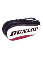 Dunlop Srixon Dunlop Srixon 8 Racket Bag, White/Black/Red (2018)