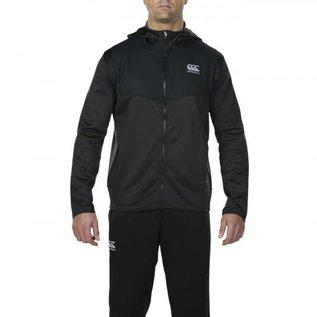 Canterbury Canterbury Thermoreg Spacer Fleece Full Zip Hoody, Black