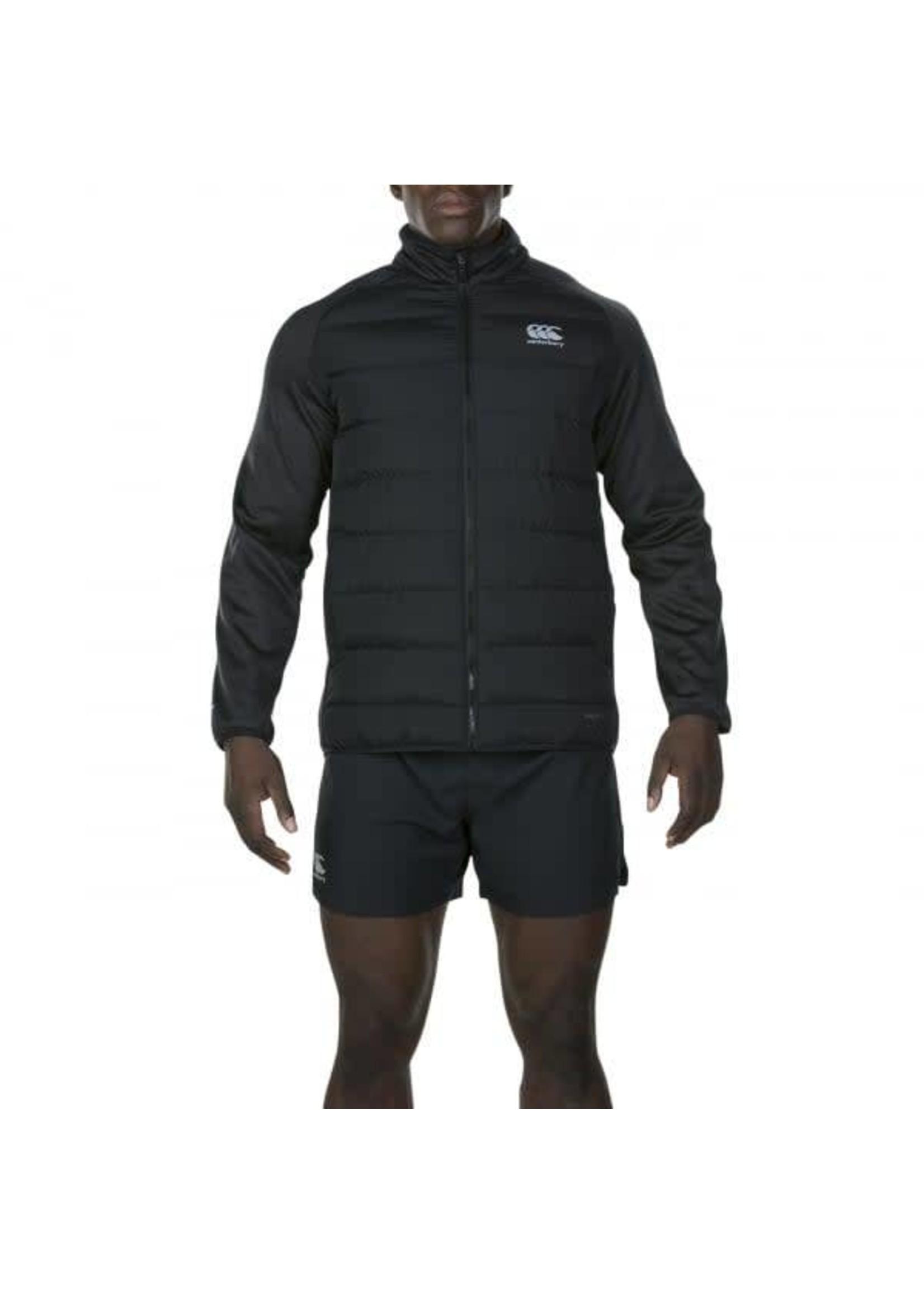 Canterbury Canterbury Mens Thermoreg Hybrid Jacket, Black