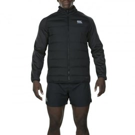 Canterbury Canterbury Mens Thermoreg Hybrid Jacket, Black