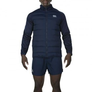 Canterbury Canterbury Mens Thermoreg Hybrid Jacket, Navy