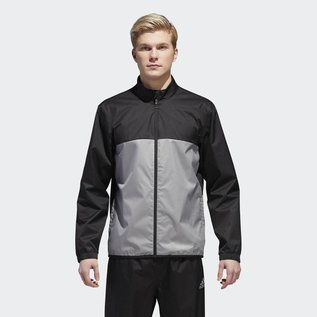 Adidas Adidas Mens Climastorm Provisional Jacket, Black/Grey