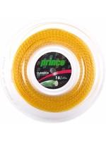 Prince Prince Synthetic Gut Duraflex (PSG) Tennis String - 200m Reel - Gold