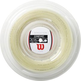 Wilson Wilson Sensation Tennis String - 200m Reel (15G)