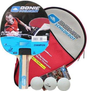 Donic Schildkrot Donic Schildkrot Alan Cooke Championship Player Set