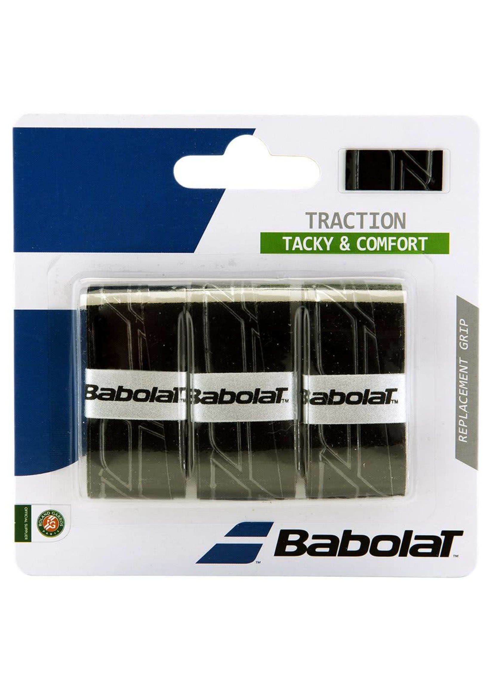 Babolat Babolat Traction Overgrips - 3 pack