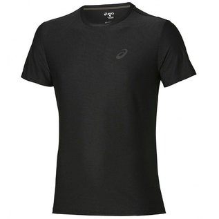 Asics Asics Mens Essential HEX SS Tee, Performance Black