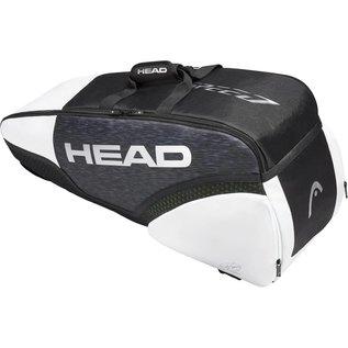 Head Head Djokovic 6R Combi Racket Bag (2018/19)