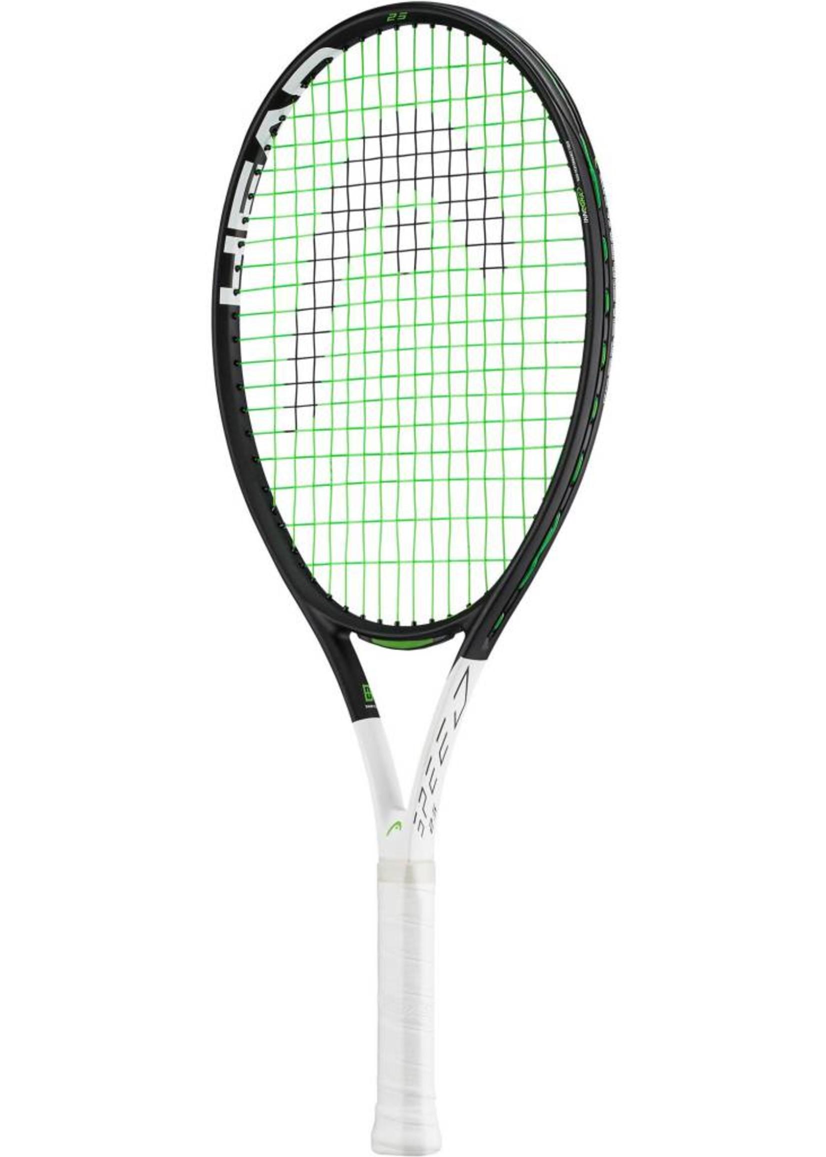 "Head Head IG Speed 25"" Graphite Composite Junior Tennis Racket"