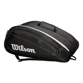 Wilson Wilson Fed Team 12 Racket Bag (2018)