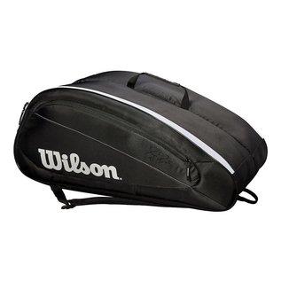 Wilson Wilson Fed Team 12 Racket Bag (2018)
