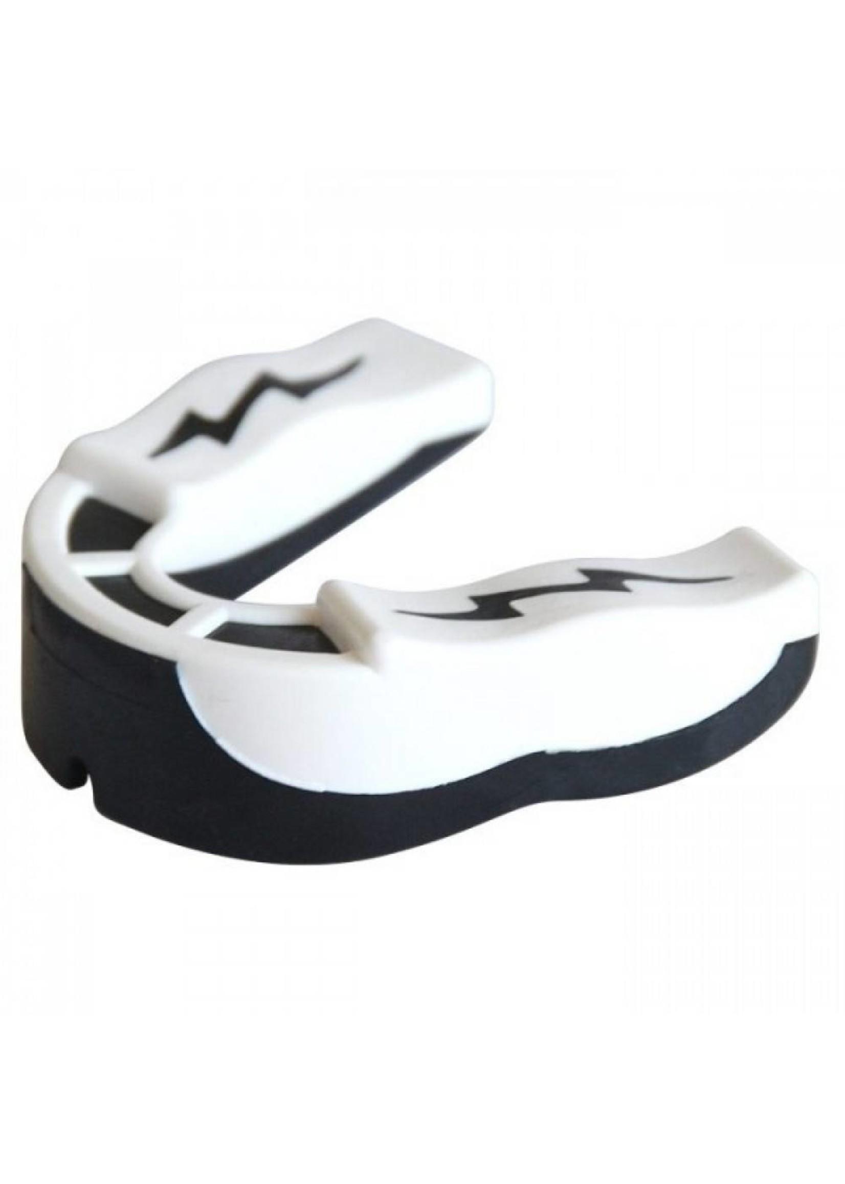 Shockdoctor Shock Doctor 1.5V Strapless Mouth Guard White/Black Junior