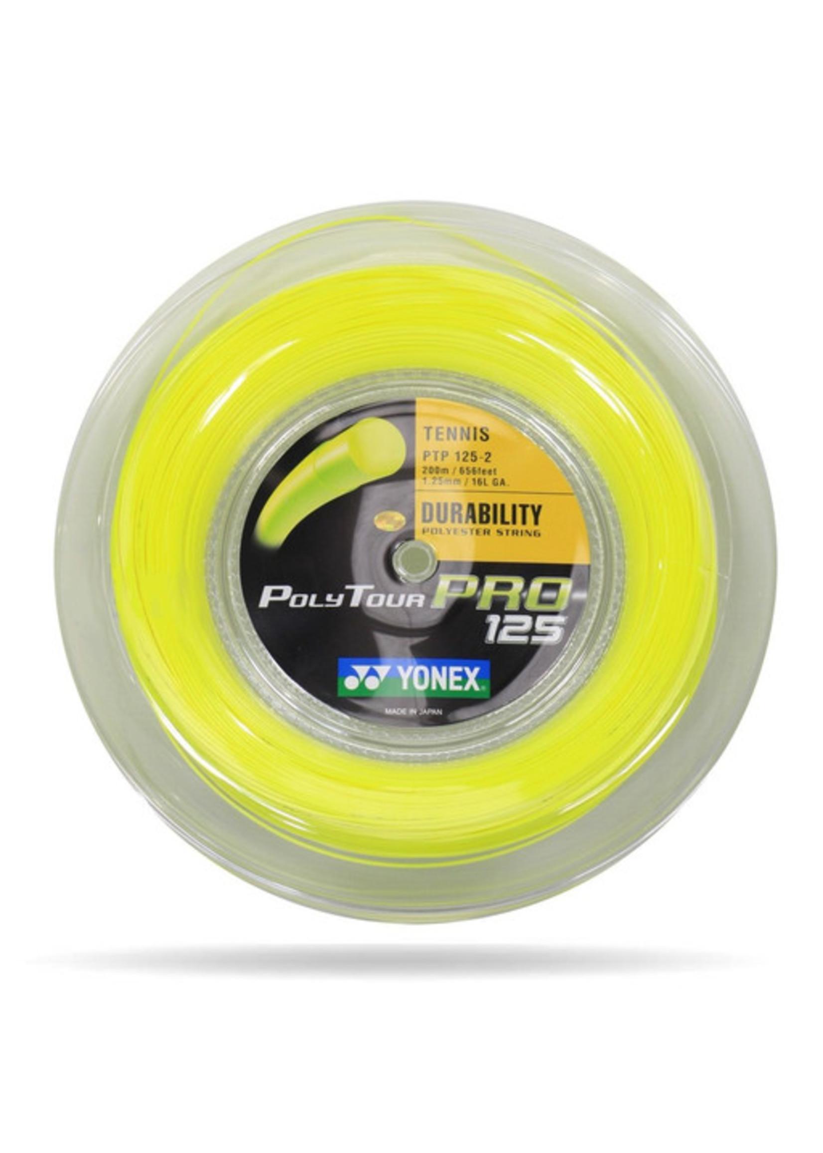 Yonex Yonex PolyTour Pro 125 Tennis String- 200m Reel
