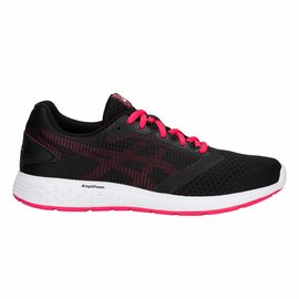 Asics Asics Patriot 10 Ladies Running Shoes (2018) Black/Pixel Pink