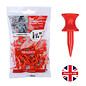 Masters Masters Graduated Golf Tees (Various Colours)