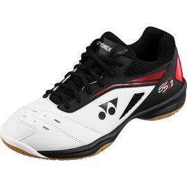 Yonex Yonex Mens Power Cushion 65 R2 Badminton Shoe, White/Black (2018)