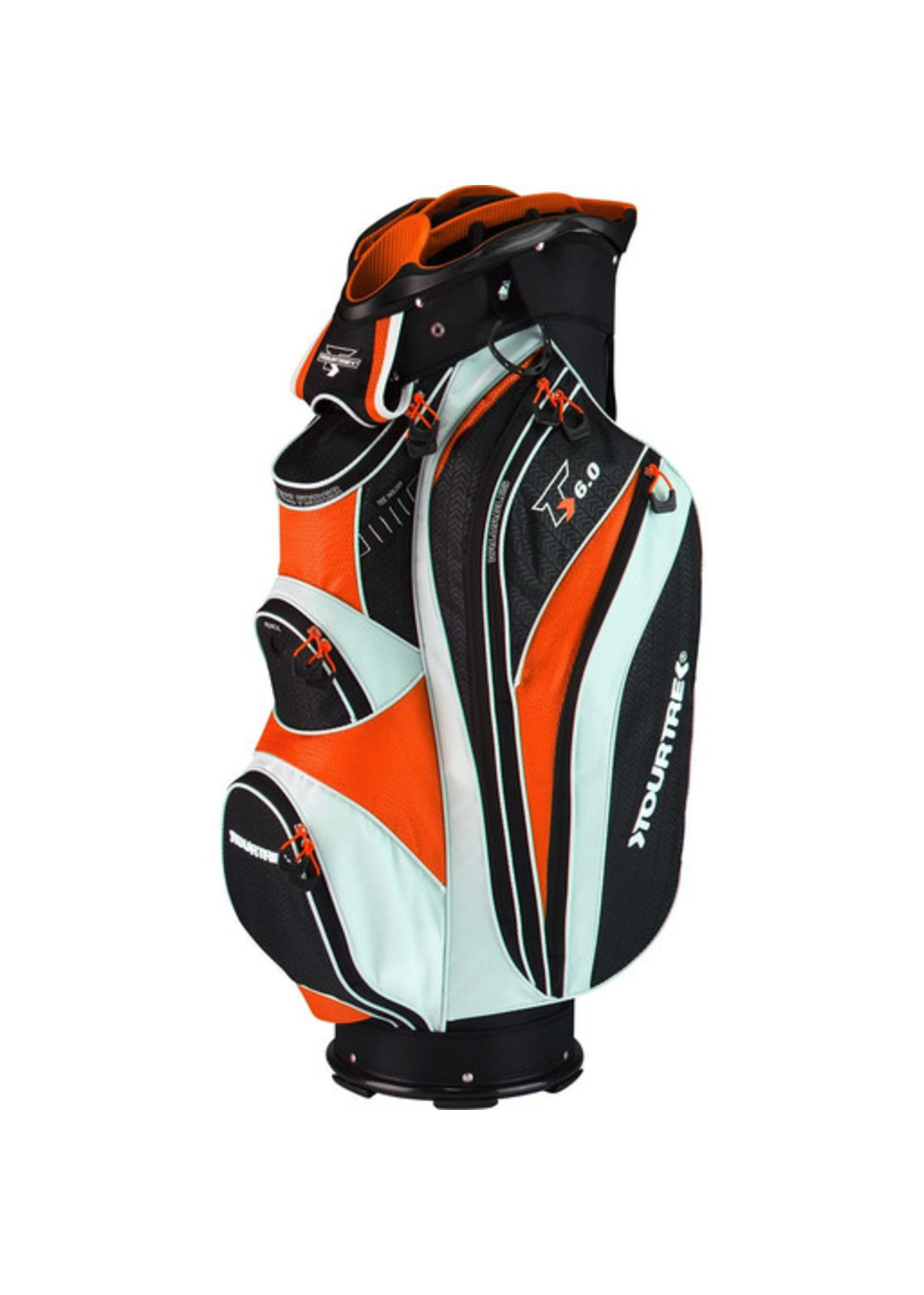 Masters Masters Tour Trek Golf Cart Bag
