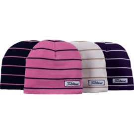 Titleist Titleist Womens Striped Beanie