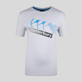 Canterbury Canterbury Junior Graphic T-Shirt, Vapor Blue