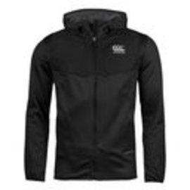 Canterbury Canterbury Thermoreg Spacer Fleece Full Zip Hoodie, Black (2018)