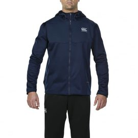 Canterbury Canterbury Thermoreg Spacer Fleece Full Zip Hoodie, Navy (2018)