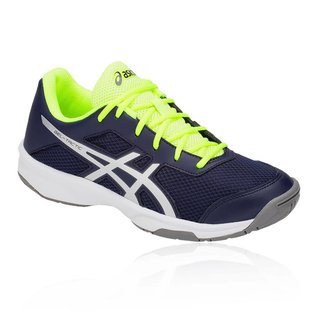 Asics Asics Gel-Tactic GS Kids Indoor Court Shoes (2018) Peacoat/Silver