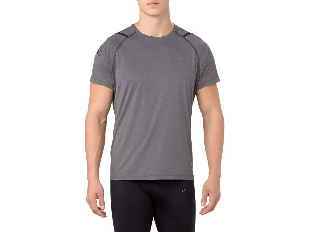 aa5937cad61 Asics Asics Mens Icon SS Running Top
