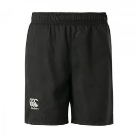 Canterbury Canterbury Junior Core Vapodri Woven Run Short,Black (2018)