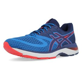 Asics Asics Gel Pulse 10 Mens Running Shoe (2018) Race Blue/ Deep Ocean