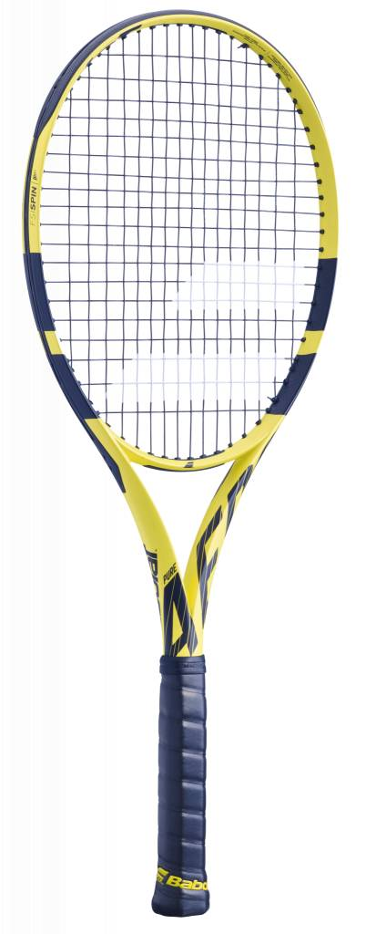 Babolat Pure Aero Junior Tennis Racquet Bundled with a