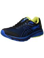 Asics Asics GT-1000 7 G-TX Mens Running Shoe, Black/Race Blue (2019)