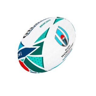 Gilbert Gilbert RWC 2019 Replica Mini Rugby Ball